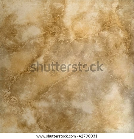 Marble pattern with veins useful as background or texture (ceramic tile) - stock photo