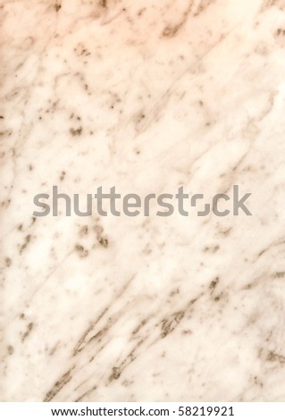 Marble slab surface for decorative works or texture - stock photo