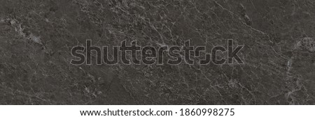 Marble Texture Background, High Resolution Italian Dark Gray Marble Texture Used For Interior Exterior Home Decoration And Ceramic Wall Tiles And Floor Tiles Surface Background. Foto stock ©