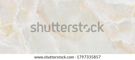 Marble Texture Background, Natural Polished Smooth Onyx Marble Stone For Interior Abstract Home Decoration Used Ceramic Wall Tiles And Floor Tiles Surface Foto stock ©
