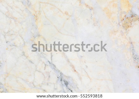 Marble texture, detailed structure of marble in natural patterned for background and design. #552593818