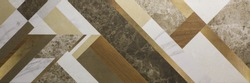 marble tile, mosaic abstract pattern