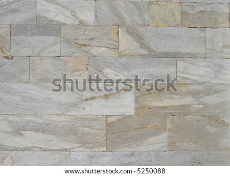 Marble Wall of Duomo