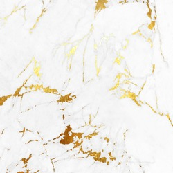 Marble with golden texture wall background