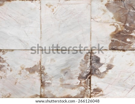 Marble with natural pattern. Natural marble wall