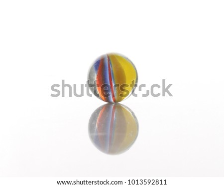 marbles, sphere, crystal, transparent, reflection #1013592811