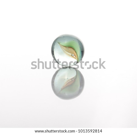 marbles, sphere, crystal, transparent, reflection #1013592814