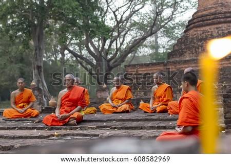 march 25 2017  buddhist monks ...