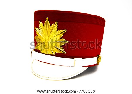 Marching Band Hat