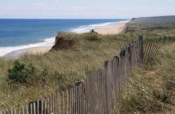 Marconi Beach Cape Cod MA, Scenic Cape Cod Style