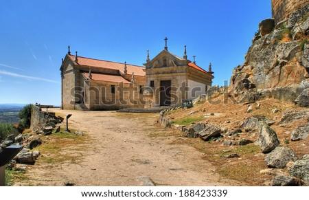 Marialva church in Meda, Portugal