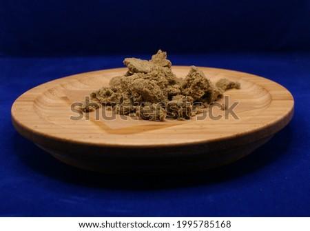 marihuana medical hash dry shift Stockfoto ©