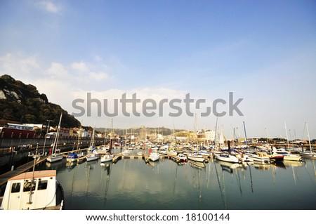 Marina at Dover