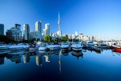 Marina Quay West, Ontario, Toronto, Canada