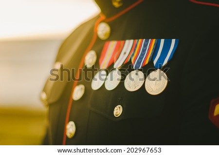 Marine Medals #202967653