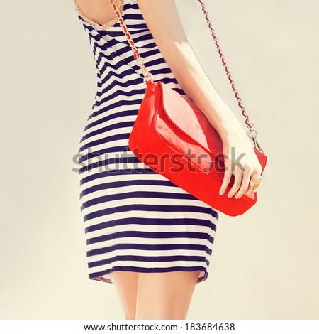 Marine style fashion