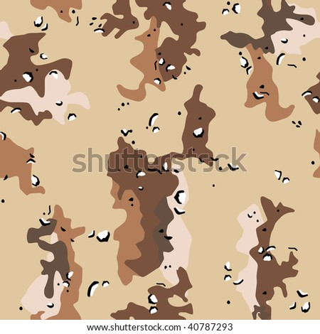 Marines military seamless camouflage pattern.