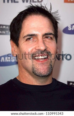 """Mark Cuban at the premiere of """"Into the Wild"""". Directors Guild Of America, Los Angeles, CA. 09-18-07"""