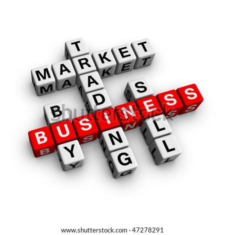 market (from crossword series)