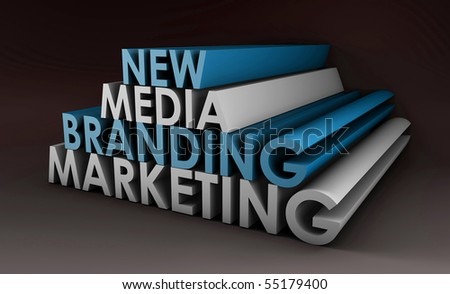 Marketing Brand in the New Media Concept