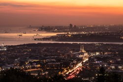 Marmara University faculty of theology mosque