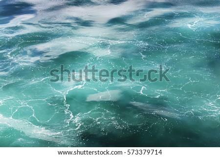 Marmor sea surface #573379714