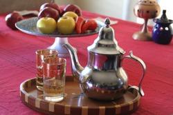 Marocain tea Time holidays