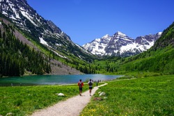Maroon Bells Aspen, Colorado United States