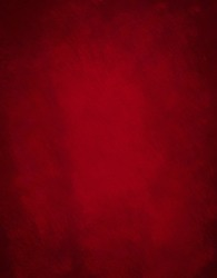 Maroon Brush Stroked Oil Painting Abstract Background