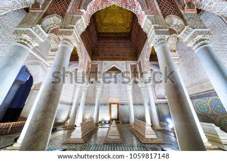 marrakech  morocco   december...