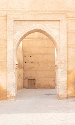 Marrakesh is famous for its orange and red walls and walls, and Marrakesh is also known as the Red City.
