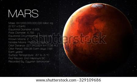 mars solar system information - photo #47