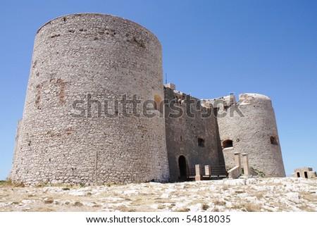 Marseille Castle IF