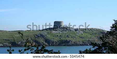 Martello Tower, Dalkey Ireland #1045474