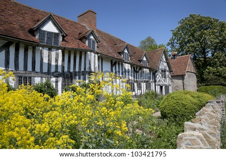 Mary Arden's House (William Shakespeare's Mother)
