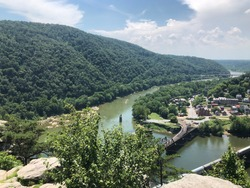 Maryland Heights, Harpers Ferry, West Virginia