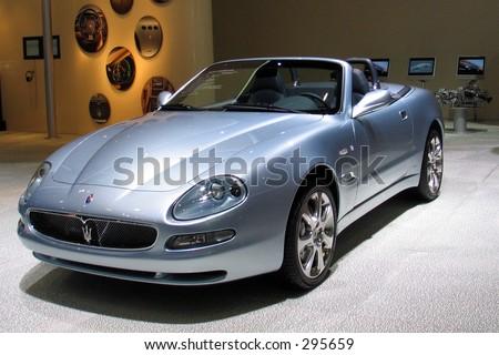 Maserati 3200 Spyder