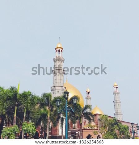 93 Gambar Gambar Masjid Kubah Emas Bogor Paling Keren