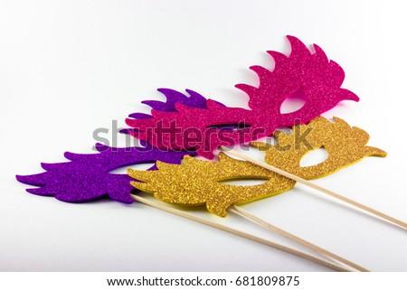 Masks #681809875
