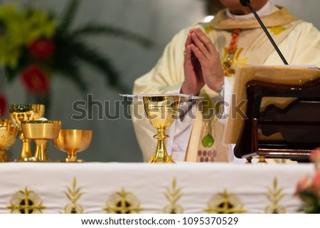 Mass in the Catholic Church