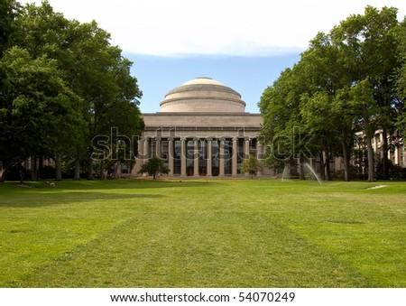 Massachusetts Institute of Technology in Boston, MA