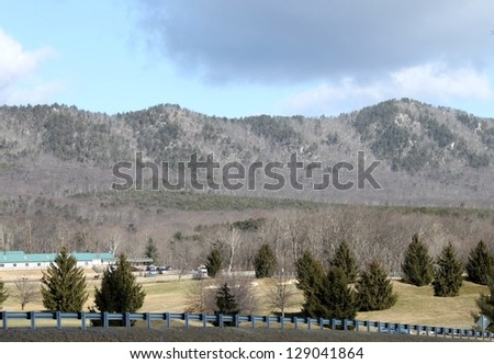 Massanutten Mountain
