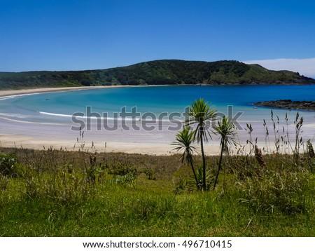Matai Bay - New Zealand