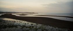 Matama coast of nostalgic scenery in Bungoono City, Oita Prefecture