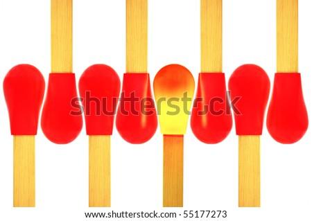match set 001 - stock photo