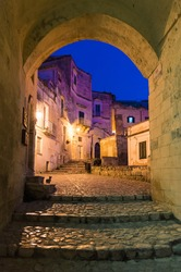 Matera (Basilicata) - The wonderful stone city of southern Italy, a tourist attraction for the famous