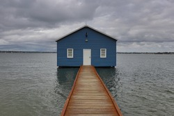 Matilda Bay at Perth Australia