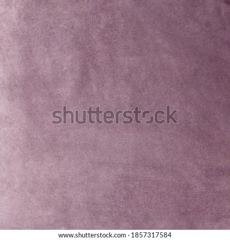 Matt Lilac Velvet Fabric Texture Foto stock ©