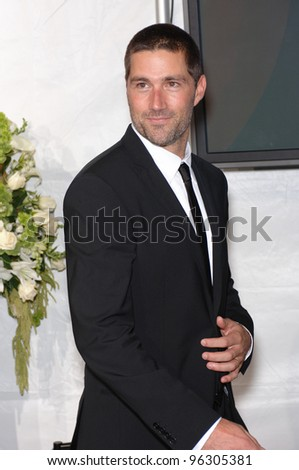 MATTHEW FOX at the 57th Annual Primetime Emmy Awards in Los Angeles. September 18, 2005  Los Angeles, CA.  2005 Paul Smith / Featureflash