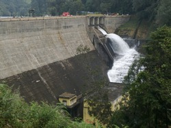 Mattupetty Dam District/India  09/14/2019 photo of Mattupetty Dam District in India
